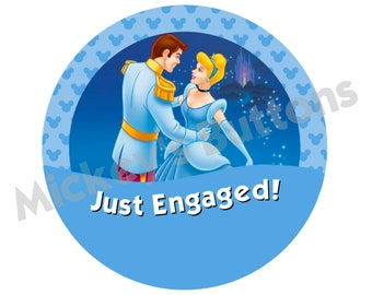 It's Our Anniversary / Just Engaged! – Cinderella
