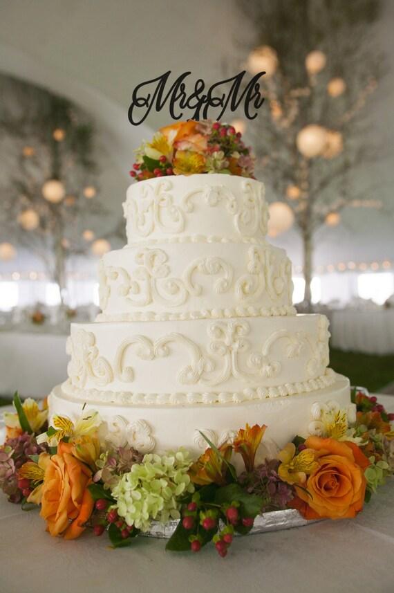 Gay Cake Topper, Gay Wedding Cake Topper, Gay Wedding Decorations, Mr and Mr, Same Sex Wedding, Gay Topper, Gay Wedding, Mr and Mr Cake