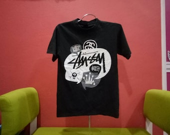 Stussy IT Spell Out Big Logo