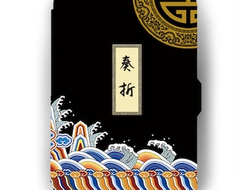 Custom tablet cover, Kindle Paperwhite case, padded travel case, Basic Kindle Case Amazon Fire Case,protective case,Chinese emperor