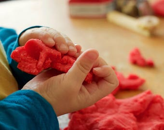 Scented Gluten Free, Organic Play Dough