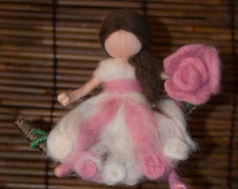 Fairy Inspired by Waldorf dolls