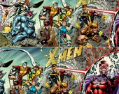 X-Men Stone Coaster Set, ...