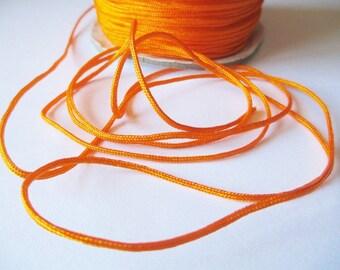 5 m 1.5 mm orange nylon string