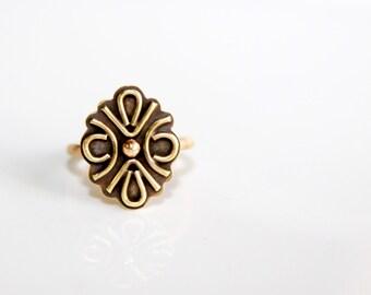 Metalwork Jewelry * Unique Rings * Metal Ring * Metal Jewelry * Artisan Rings * Artisan Jewelry * Boho Jewelry * Bohemian Rings * Metalsmith