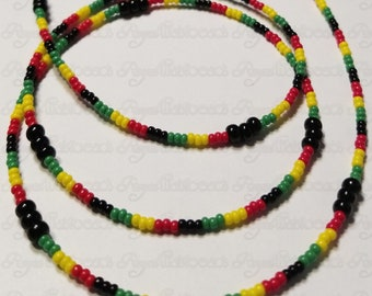 Mother Africa's Daughter - Single Strand Waistbeads