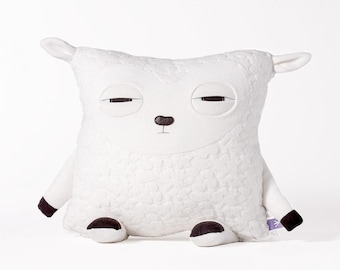 Baby Sheep Pillow