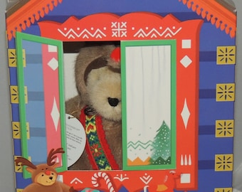 1996 Muffy Reinbear Never Removed from Box