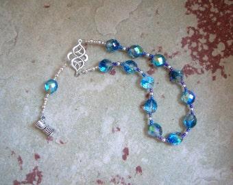 Hebe Pocket Prayer Beads: Cupbearer of the Gods, Goddess of Youth