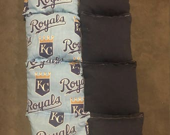Kansas City Royals Cornhole Bags