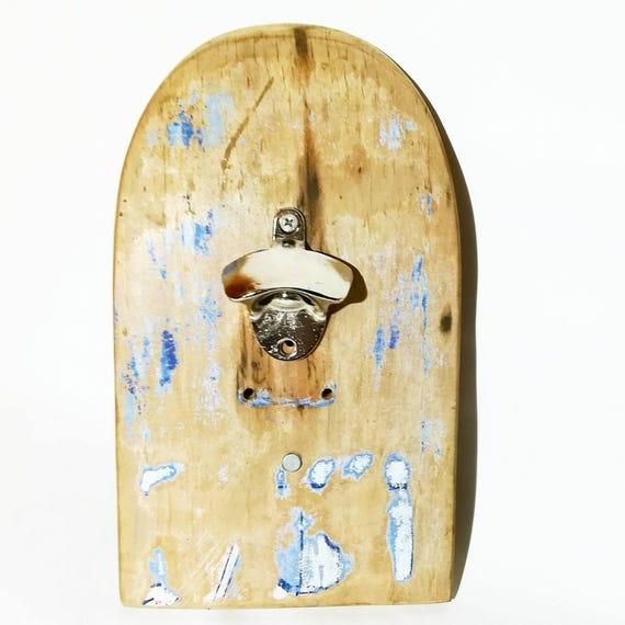 Beer bottle opener / Wall art / Skateboard / Skate / Beer