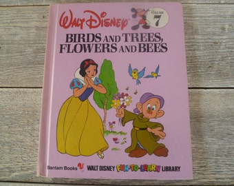 Disneys Fun to Learn Hardback Mickey Mouse Book Volume 7 Snow White