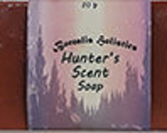 Hunter's Scent Soap