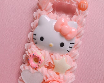 On sale kitty decoden case for samsung s6