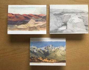 Tri-Pack of our Federal Lands Cards
