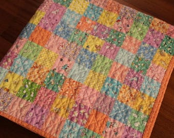 Timbre-poste Vintage Baby Quilt