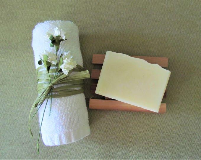 Handmade Soap, Jasmine Soap