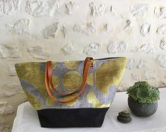 Tote bag, large fabric tote bag, shopping bag XXL
