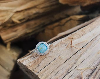 Earth and Sky Ring