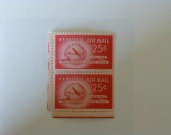 1949 U.S. 25c Airmail