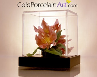 Lily - ColdPorcelainArt - Made to Order