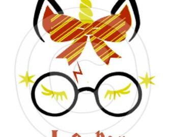 Harry Potter Unicorn Shirt