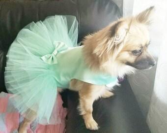 Formal dog dress | Etsy