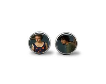 Hannah & Adam Earrings
