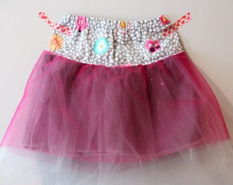 Princess skirt - size 2 years