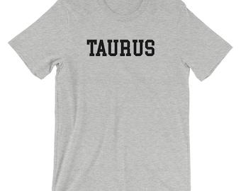 Taurus - zodiac sign - t-shirt