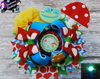 Ready for Spring with light up frog