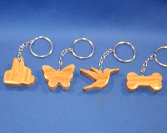 Handcrafted Keychains
