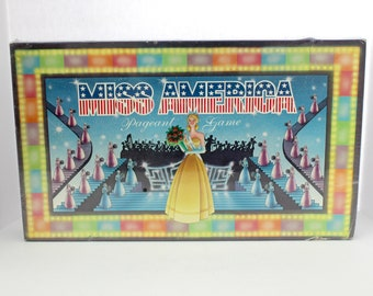 1988 Miss America Pageant Game by Nalpac, NOS Sealed Board Game