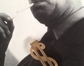 MONEY CLIP  and CASH symbol