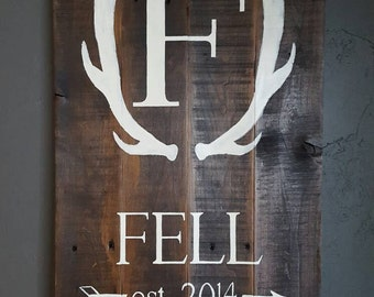 Customized Wood Wall Hanging Art