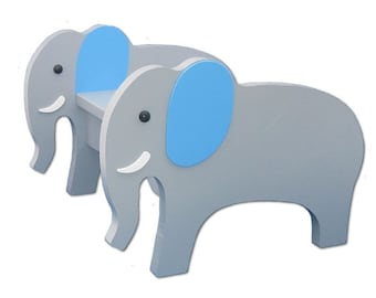 Elephant Step Stool