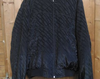 Bomber satinato HUGO BOSS