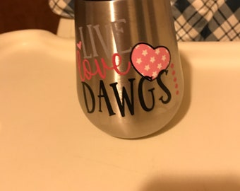 Live love Dawgs