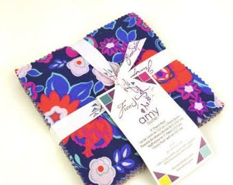 Free Spirit - Amy Butler - Soul Mate Charm Pack