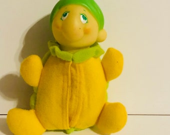 1991 Soma Glow Turtle glow worm, does not work