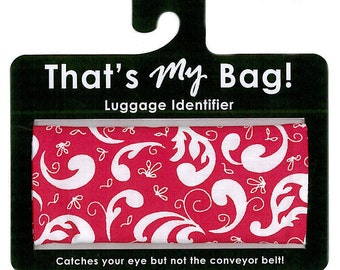 That's My Bag - Boutique Red