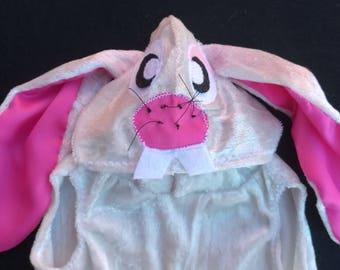 Bunny costume, rabbit costume, dog bunny costume, dog rabbit costume, bunny costume for dogs, rabbit costume for dogs