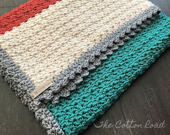 Waterfront Baby Baby Blanket