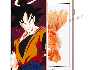 DRAGONBALL Z Smartphone transparent TPU Case with motif fit for Smartphone models Huawei iphone SAMSUNG Cartoon Comic M10