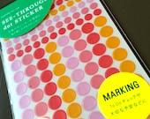 Planner sticker for Filofax, ErinCondren,KikkiK,Hobonichi,Midori,postcard,daily sticker sticker 13