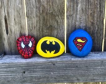 Superhero Stones