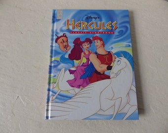 Disney's HERCULES, Classic Storybook, 1997. Like New.