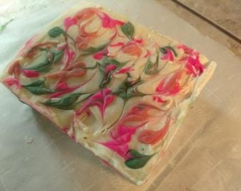 Bulgarian Rose handmade soap