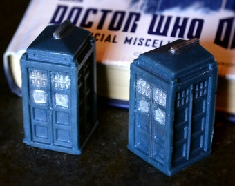 Doctor Who TARDIS Soaps Set of 2