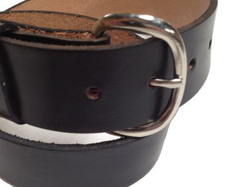 """Mens Leather Belt 